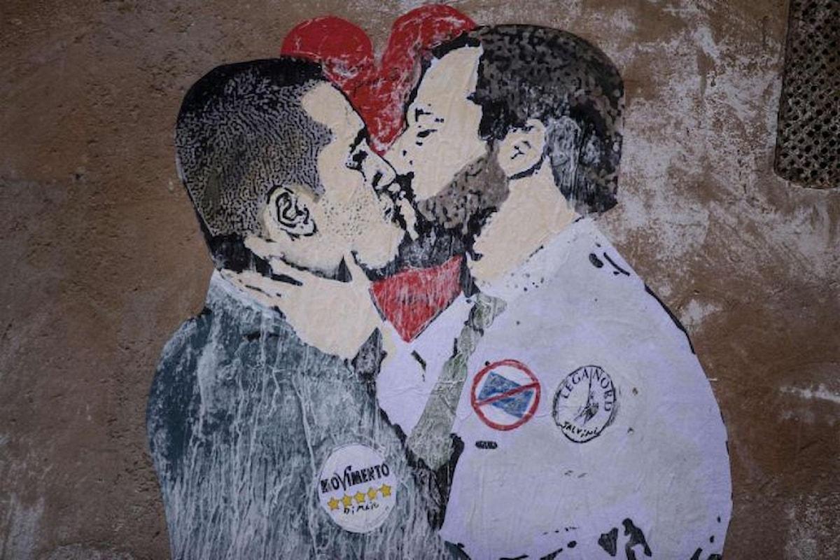 Gioca jouer Salvini - Di Maio: alla fine fu Governo