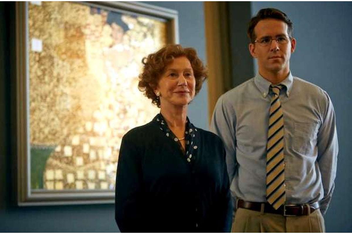 Film: Woman in Gold. Helen Mirren e la vera storia di un famoso dipinto