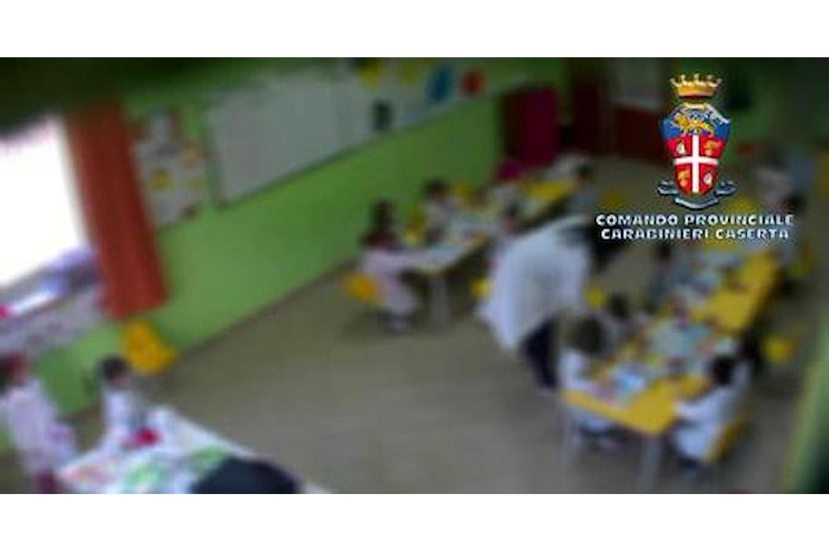 Maltrattamenti in classe, due maestre sospese in Campania