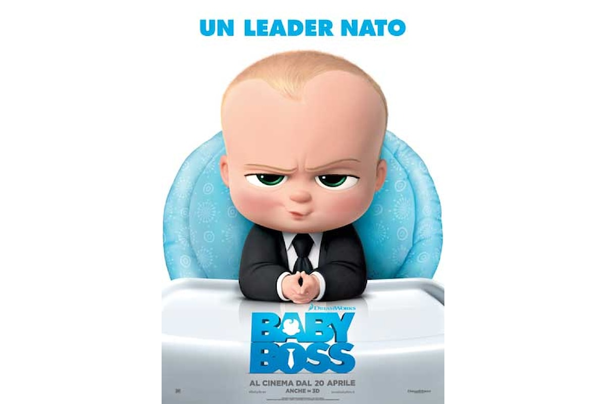 Recensione del nuovo film di animazione Baby Boss