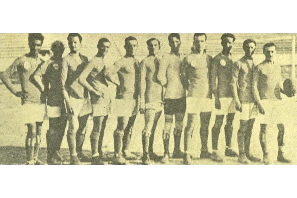 Lo Scudetto 1914/1915 potrebbe essere assegnato alla Lazio