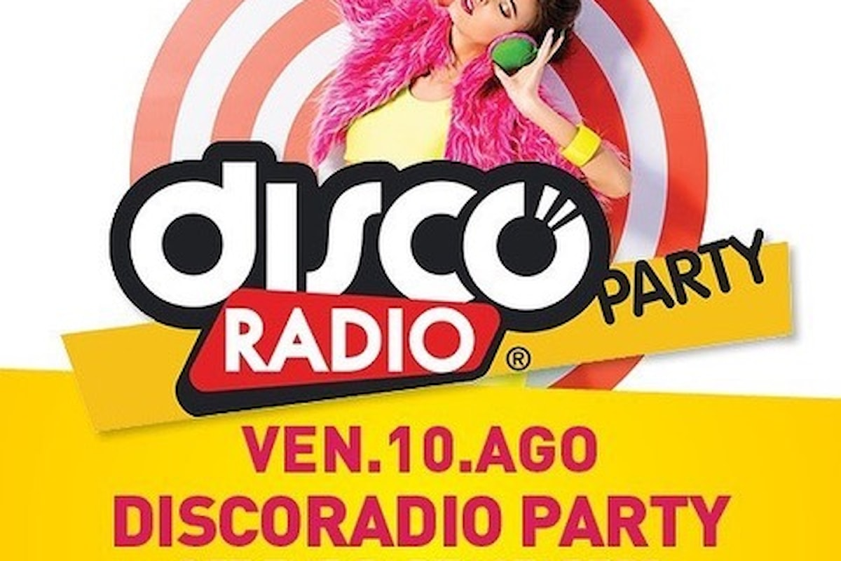 Discoradio Party al Life Club di Rovetta (BG)