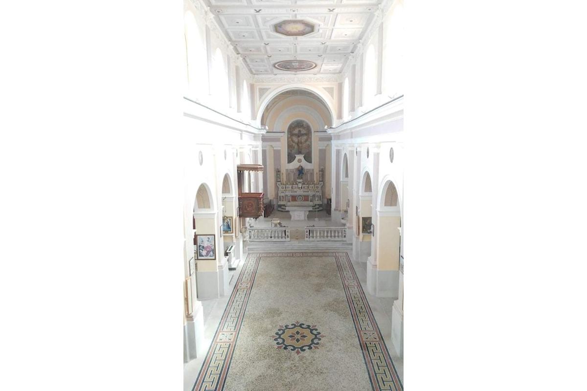 Sanza (SA): il 13 aprile riapre la Chiesa Madre