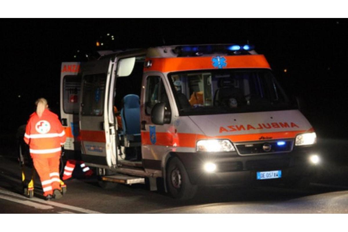 Travolto da un'auto impazzita, muore 58enne nel salernitano