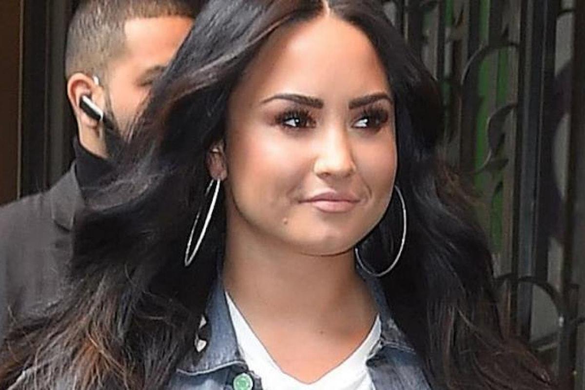 Ossicodone e fentanyl il cocktail di farmaci che ha causato l'overdose di Demi Lovato