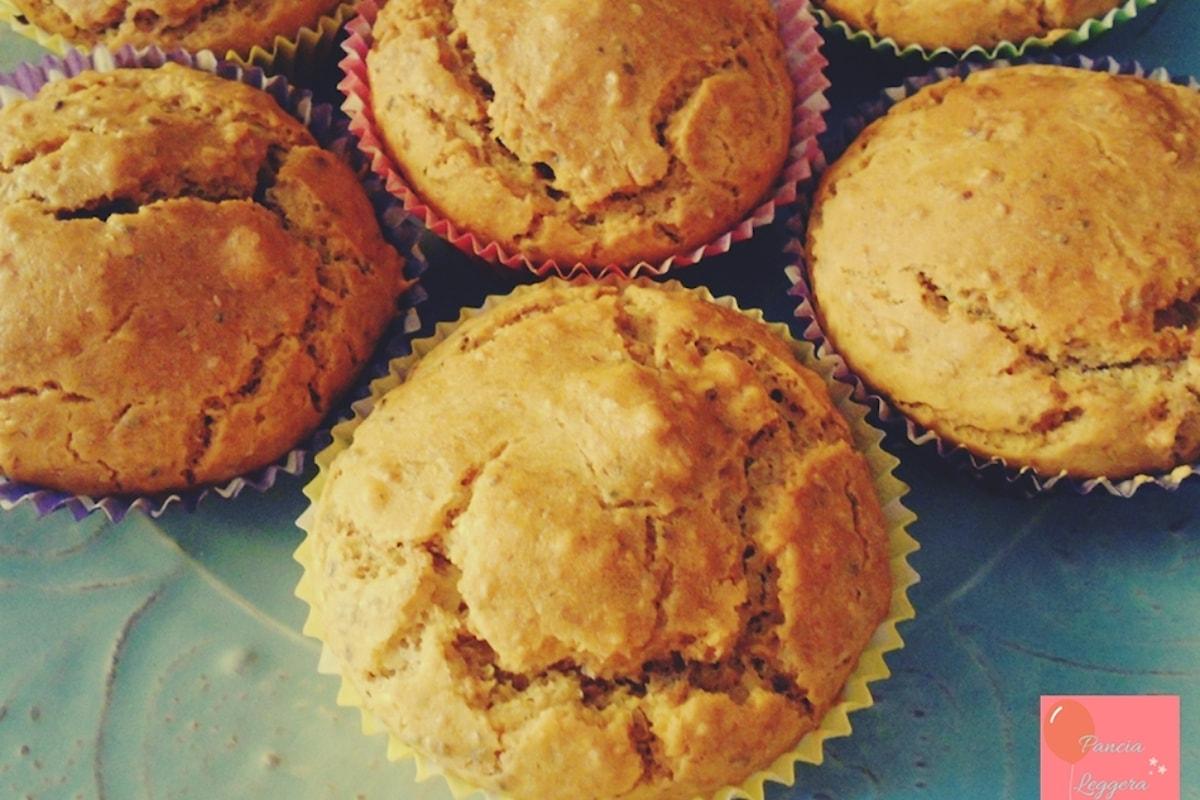 Muffin con farina di ceci: ricetta veloce, salutare e molto versatile