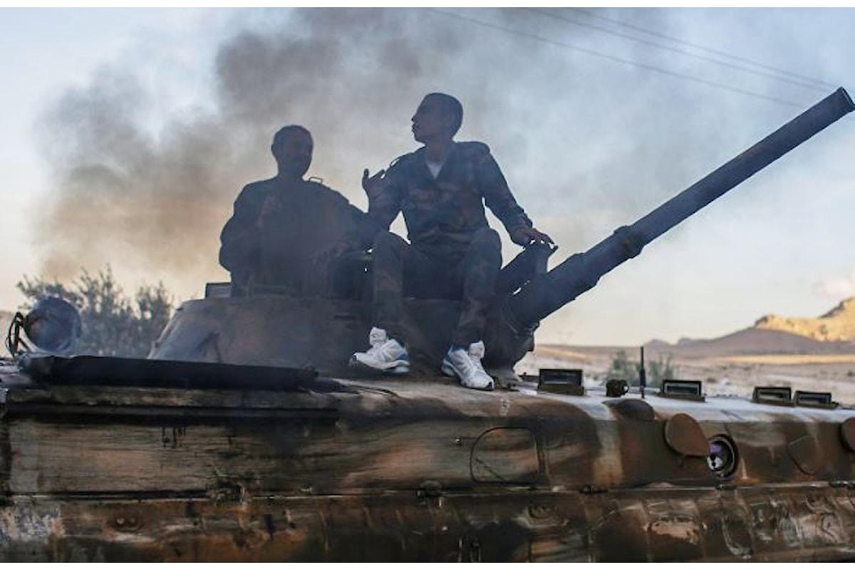 La Siria si schiera con i curdi e manda il suo esercito ad Afrin per fronteggiare l'invasione turca