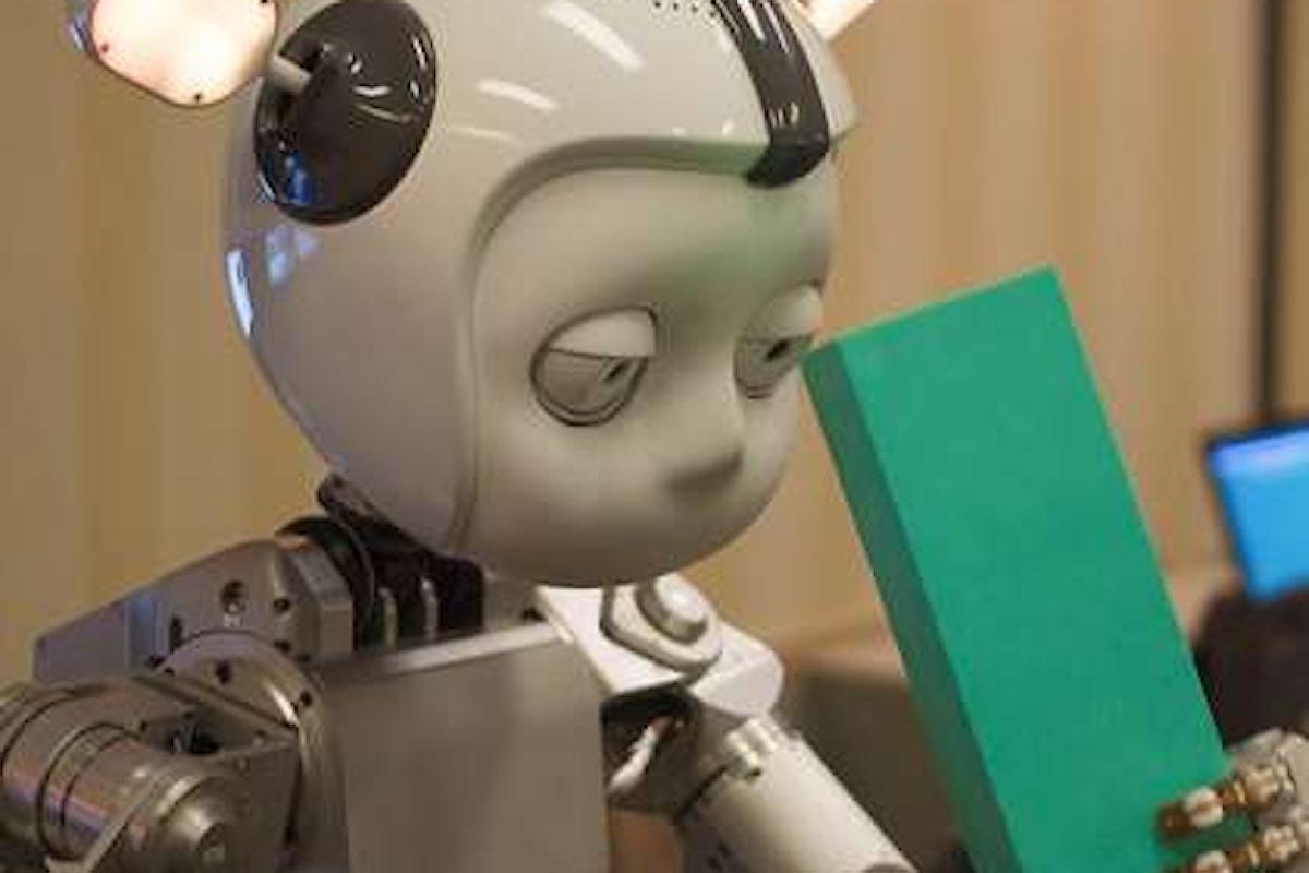 I robot ci ruberanno il lavoro? No, solo la fatica e lo stress