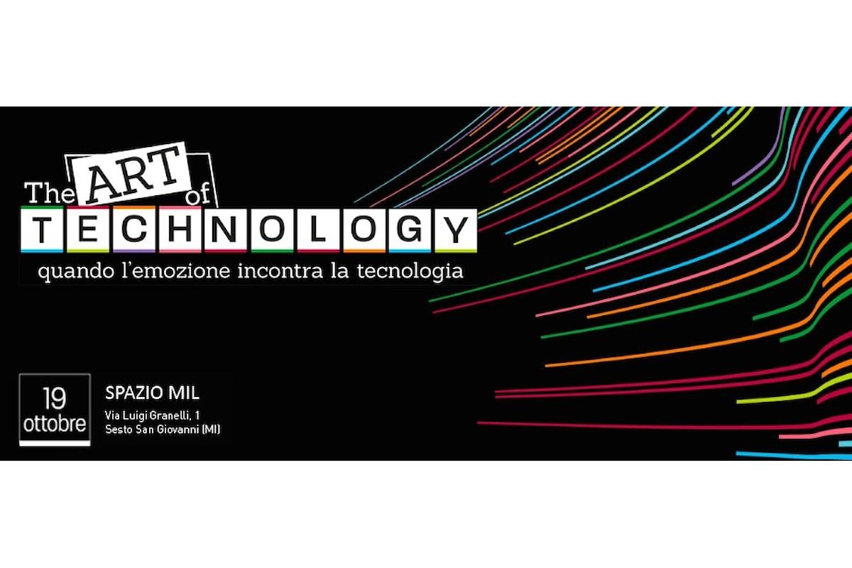Tecnologia, creatività e spettacolo: AVS Group porta le novità del settore a Milano, appuntamento il 19 ottobre allo Spazio MIL per lo show The Art of Technology