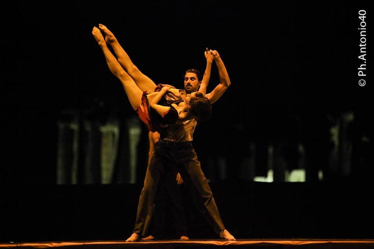 Paestum in danza con Maratona D'Estate 2017, il festival internazionale della danza diretto da Stefano Forti