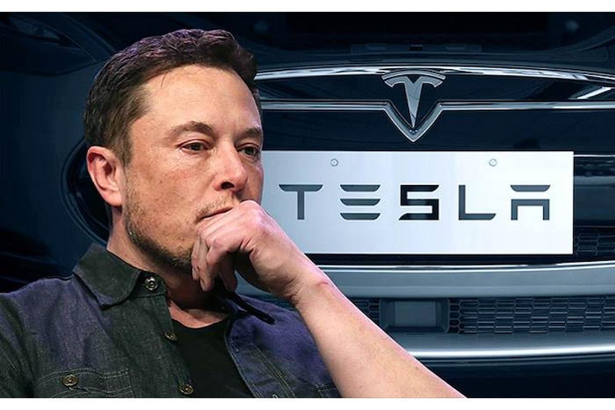 La Sec porta in giudizio Musk per aver dato false informazioni sul delisting del titolo Tesla