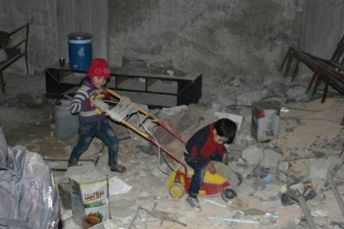 Nuove drammatiche conseguenze per i civili in Siria nell'ennesima denuncia da parte dell'Unicef