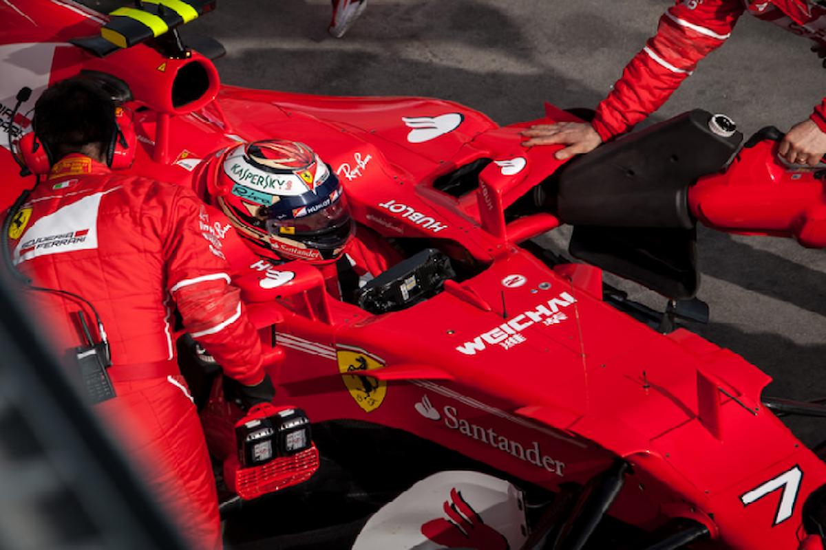 Raikkonen non parte nel GP Malesia: ecco il problema secondo la Ferrari