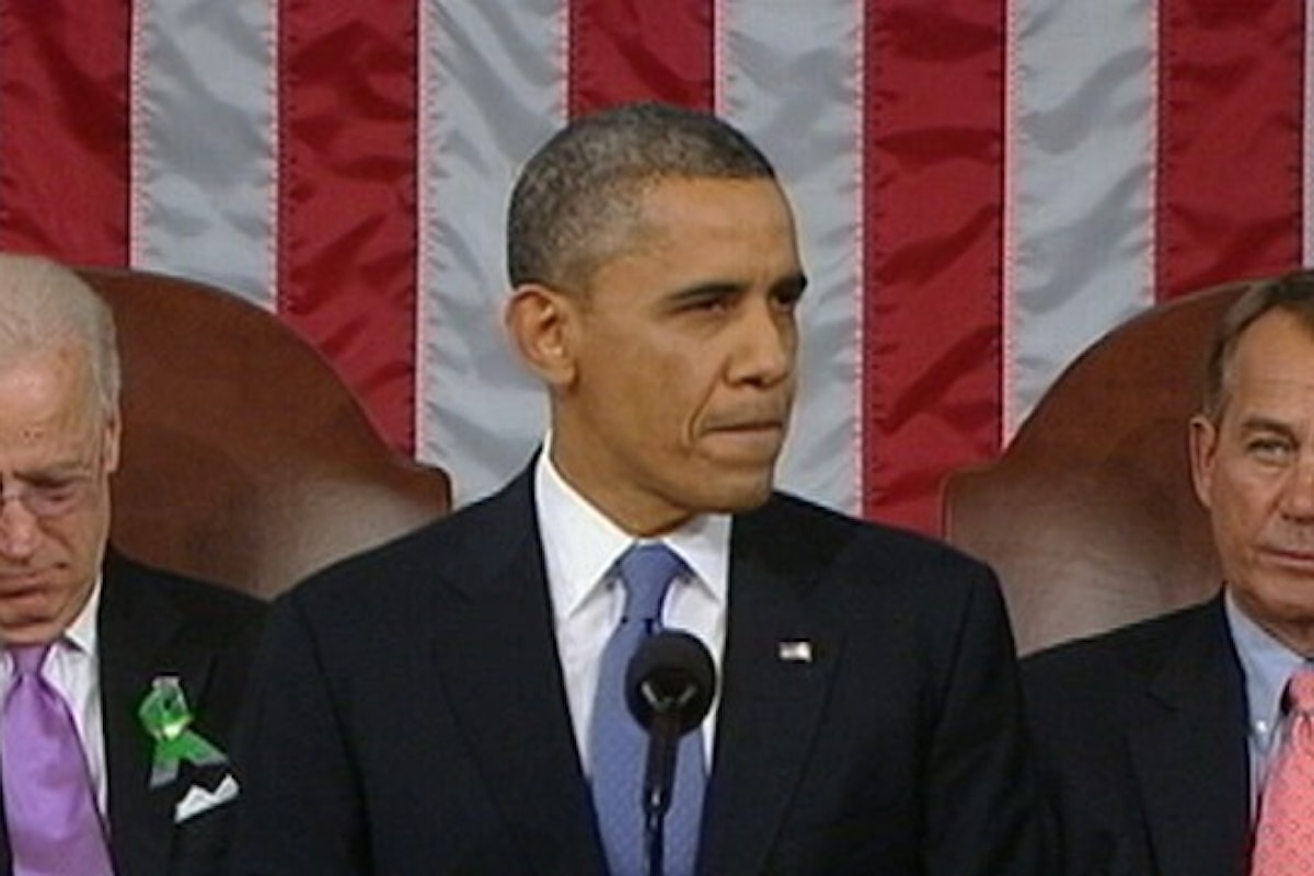 Obama: un bilancio sul passato ed una visione per il futuro nel discorso sullo Stato dell'Unione
