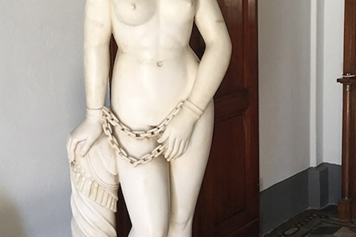 La Schiava Greca di Powers ovvero il neoclassico americano