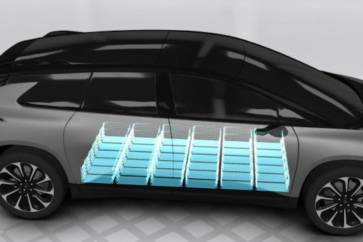 Faraday Future FF 91: nuovo Tour 3D delle innovative caratteristiche tecniche!